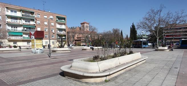 Plaza de los Misterios