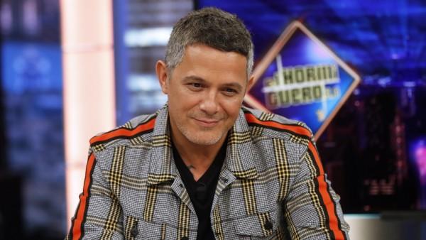 Alejandro Sanz en 'El hormiguero' de Antena 3