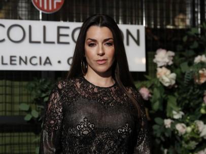 Ruth Lorenzo en la inauguración del Hotel NH de Valencia