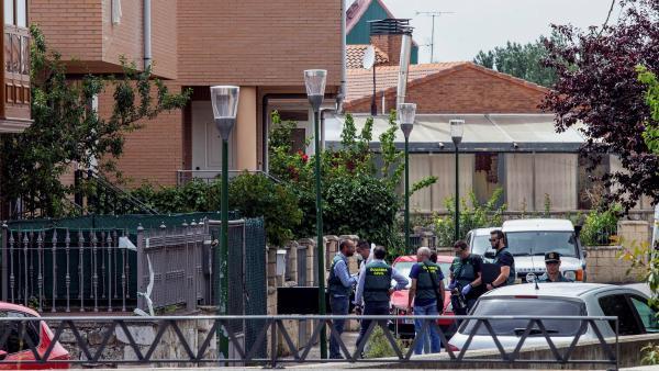 Asesinato en Villagonzalo (Burgos)