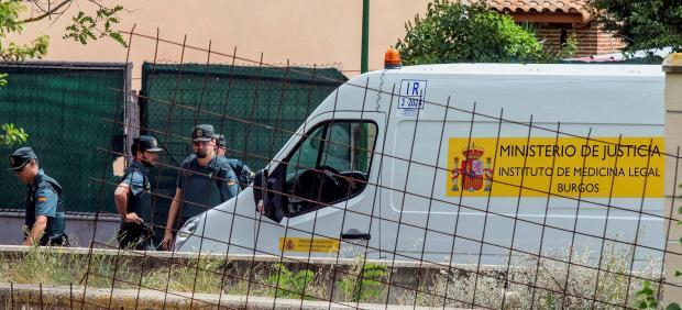 Asesinato machista en Burgos