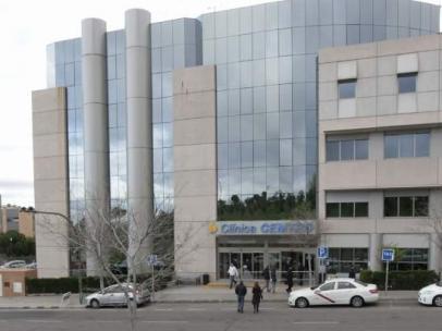 Clínica CEMTRO en Madrid.