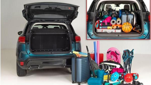 Nuevo Suv de Citroën: tan espacioso que no tendrás que renunciar a nada estas vacaciones