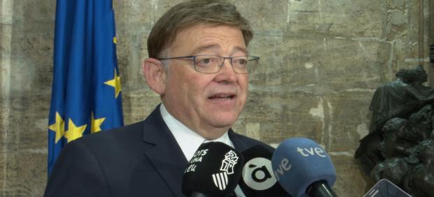 Puig apela a la responsabildiad de todos los partidos