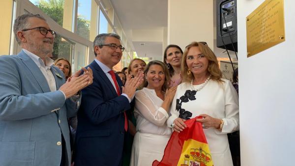Inaguración en Marbella del primer Espacio Activo Contra el Cáncer en Andalucía