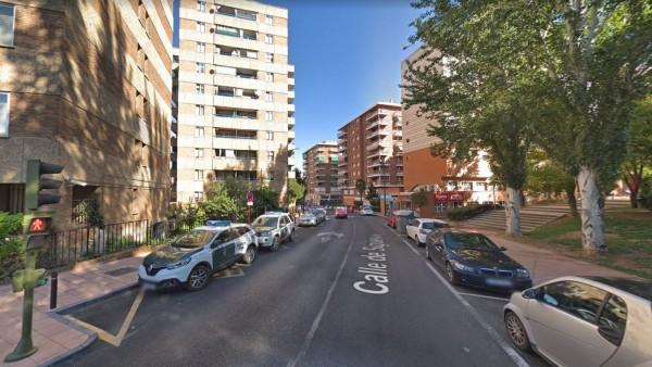 Calle Sigüenza