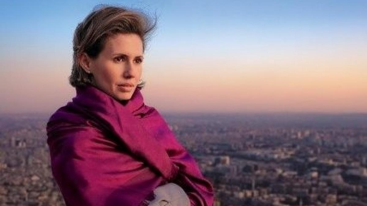 La mujer de Bachar al Asad supera un cáncer de mama