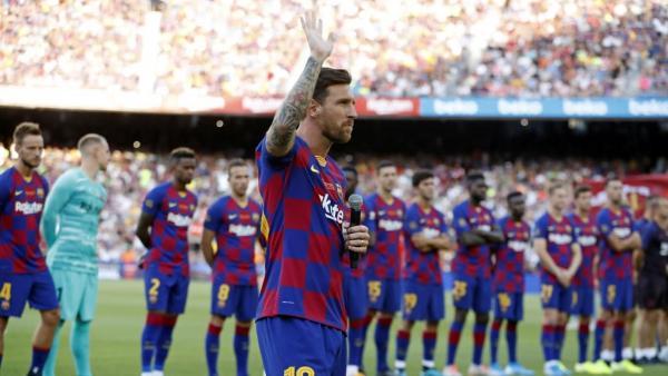 6. FC Barcelona