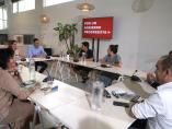 Reunión de Pedro Sánchez con las organizaciones ecologistas