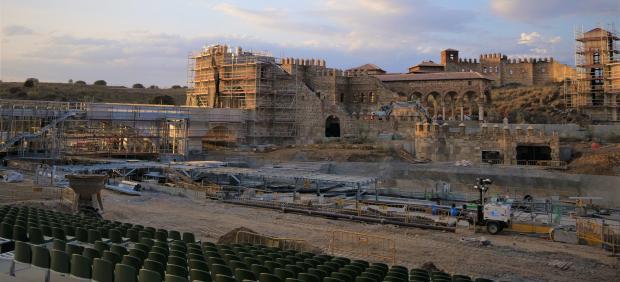 'El Sueño de Toledo', del parque Puy du Fou