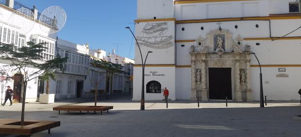 Plaza de Chiclana