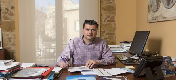 El consejero delegado de Globalimar, Jordi Martí