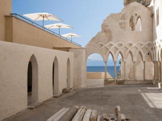Un convento transformado en hotel de lujo