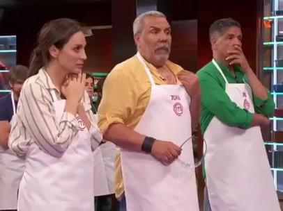 Tamara Falcó y Los Chunguitos en la promo de 'MasterChef Celebrity 4'