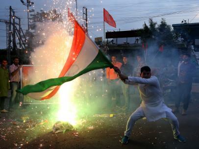 Cachemira se retuerce