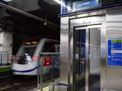 Foto de archivo de Metro de Madrid.