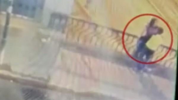 Una pareja muere al caer de un puente en Cuzco