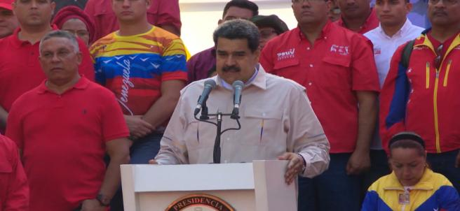 Maduro no asistirá en Barbados a las negociaciones con la oposición