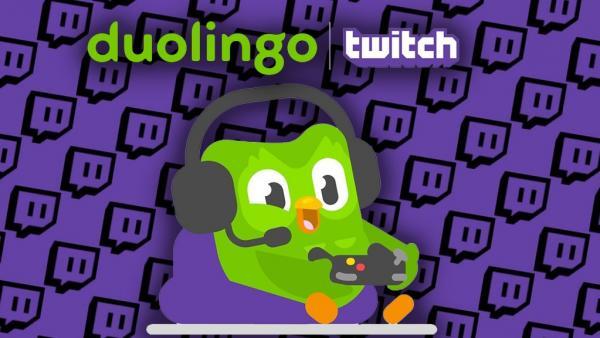 Duolingo y Twitch para aprender idiomas