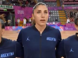 Selección argentinade baloncesto