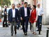 Pedro Sánchez se reúne con organizaciones de Economía Social