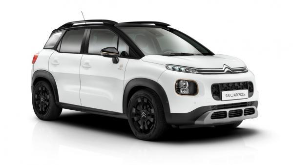 Citroën C3 Aaircross:  SUV compacto por menos de 17.000 euros