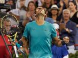 Rafa Nadal, campeón en Montreal