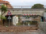 Inundaciones en Cataluña
