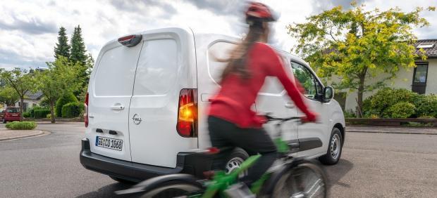 Opel Combo Cargo.