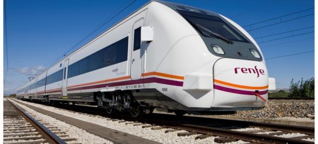 Un tren, en una imagen de archivo.