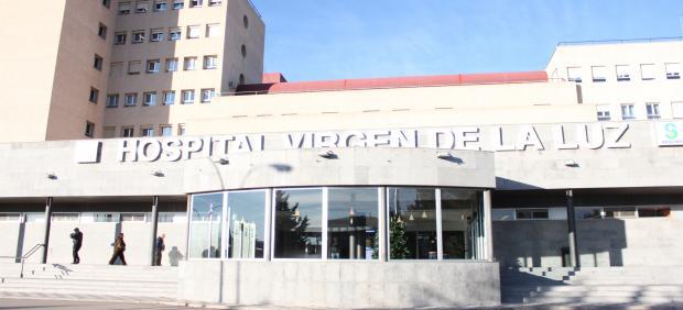 HOSPITAL VIRGEN DE LA LUZ , CUENCA