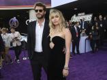 Liam Hemsworth y Miley Cyrus (8 meses casados)