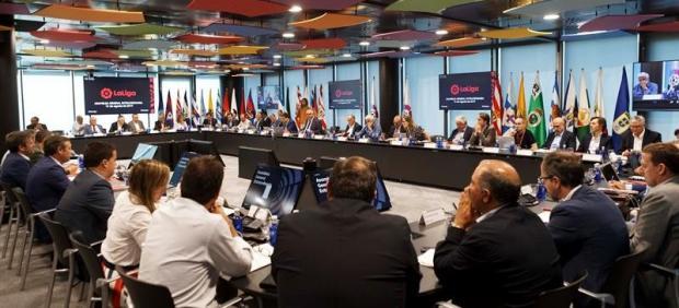 Asamblea de LaLiga