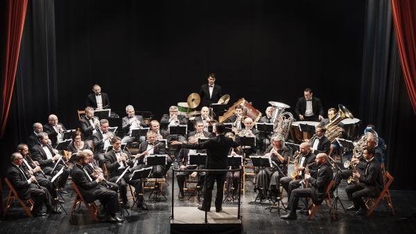 Concierto de la Banda Sinfónica Municipal de Sevilla