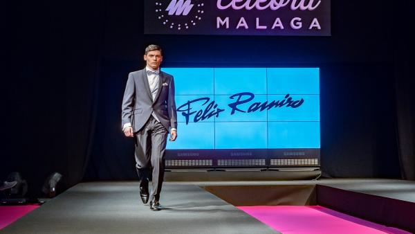 La firma Félix Ramiro en Celebra Málaga 2018