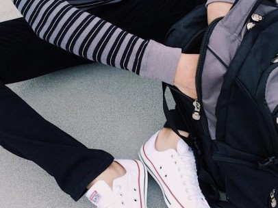 Muchos padres prefieren comprar mochilas antibalas para sus hijos en Estados Unidos.