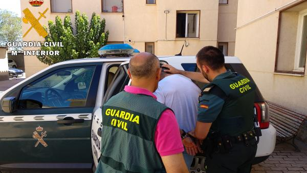 Detenido en Toledo por robos con violencia en varias localidades