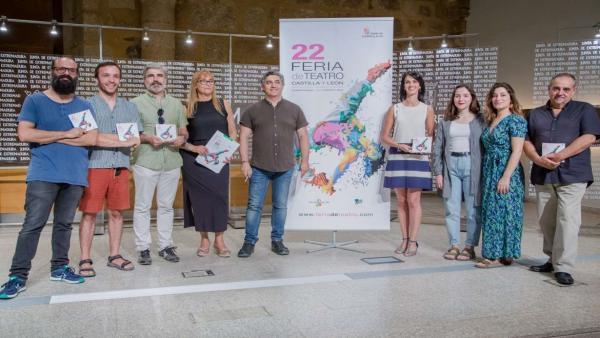 Presentación compañías de Teatro de Extremadura que acudirán a la feria de Castilla y León