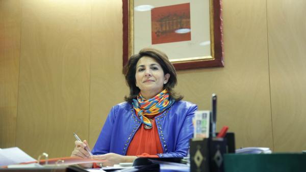 Isabel Borrego