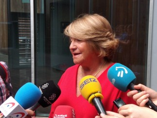 La fiscal Provincial de Bizkaia, Ana Barrilero.