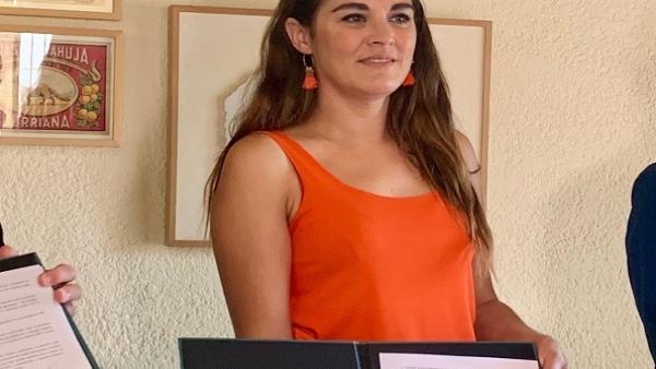 La consellera de Agricultura, desarrollo Rural, Emergencia Climática y Transcición Ecológica, Mireia Mollà, en imagen de archivo