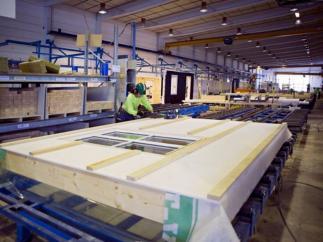 Las casas prefabricadas que Ikea va a construir en Inglaterra