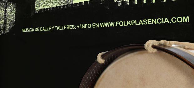 El Festival Folk de Plasencia elige como imagen de su cartel al 'Abuelo Mayorga'