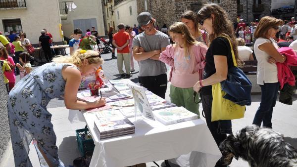 Feria del Libro de Villanúa 2018.