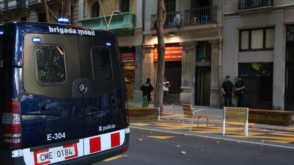 Narcopisos en Barcelona