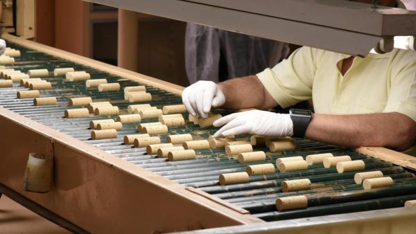 Industria del corcho