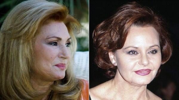 Rocío Jurado y Rocío Dúrcal