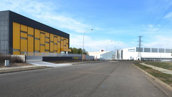 Polígono Industrial de Tarazona (Zaragoza).