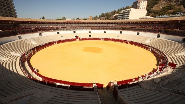 Plaza de toros de La Malagueta en Málaga capital