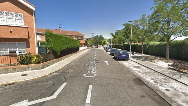 Calle Cerezo de Illescas